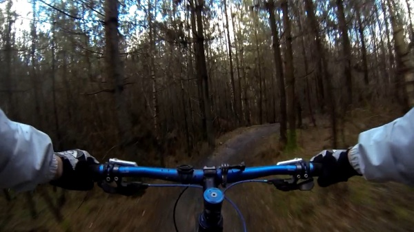 Chest Cam Swinley Forest
