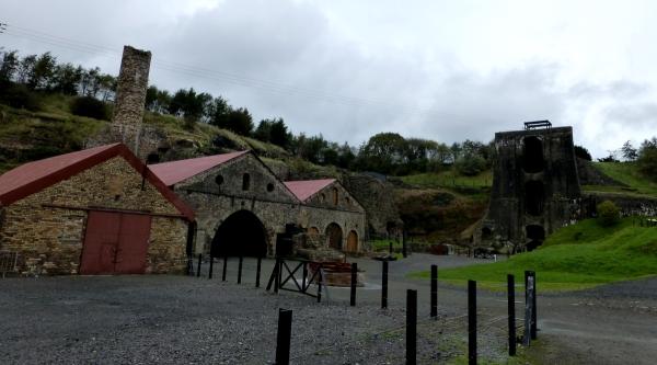 Big Pit - Blaenafon Iron Works