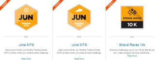 Strava June