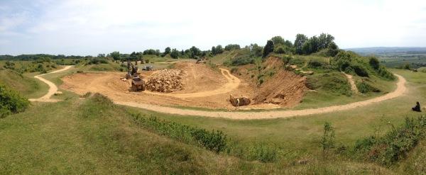 Ham Hill Quarry