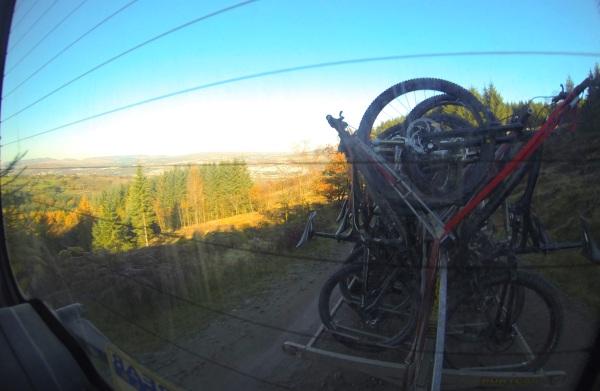 BikePark Wales - Uplift