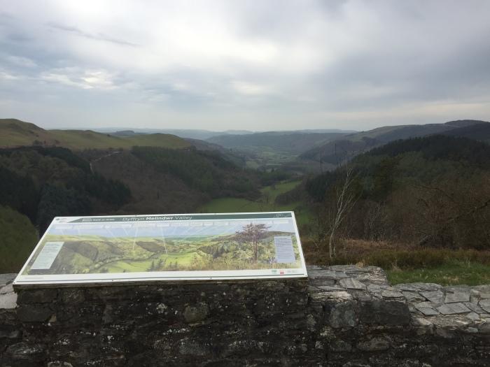 Dyffryn Melindwr Valley Views