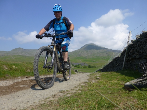 Tom Hutton - MTB Guiding