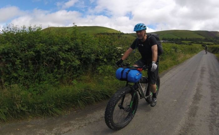 MTB Guiding using Wildcat Gear