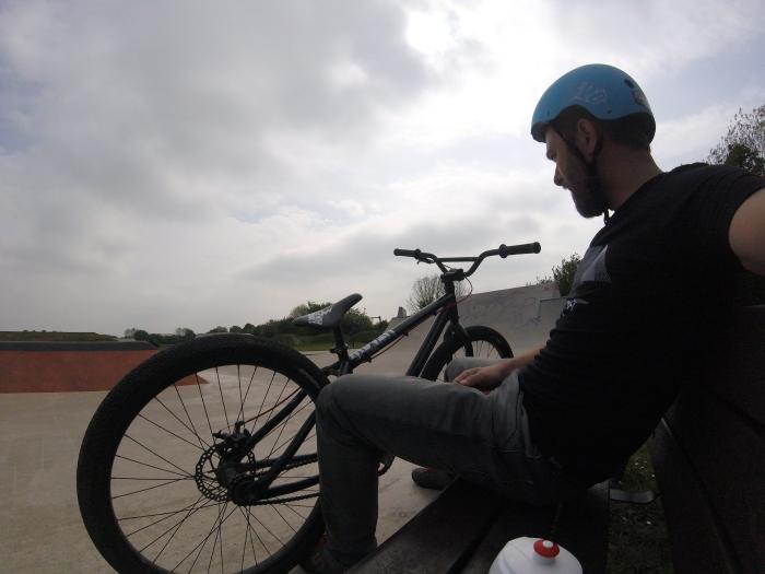 DMR Bikes -  WRATH