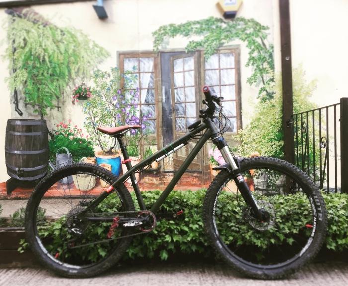 Hardcore Hardtail - NS Bikes Surge EVO