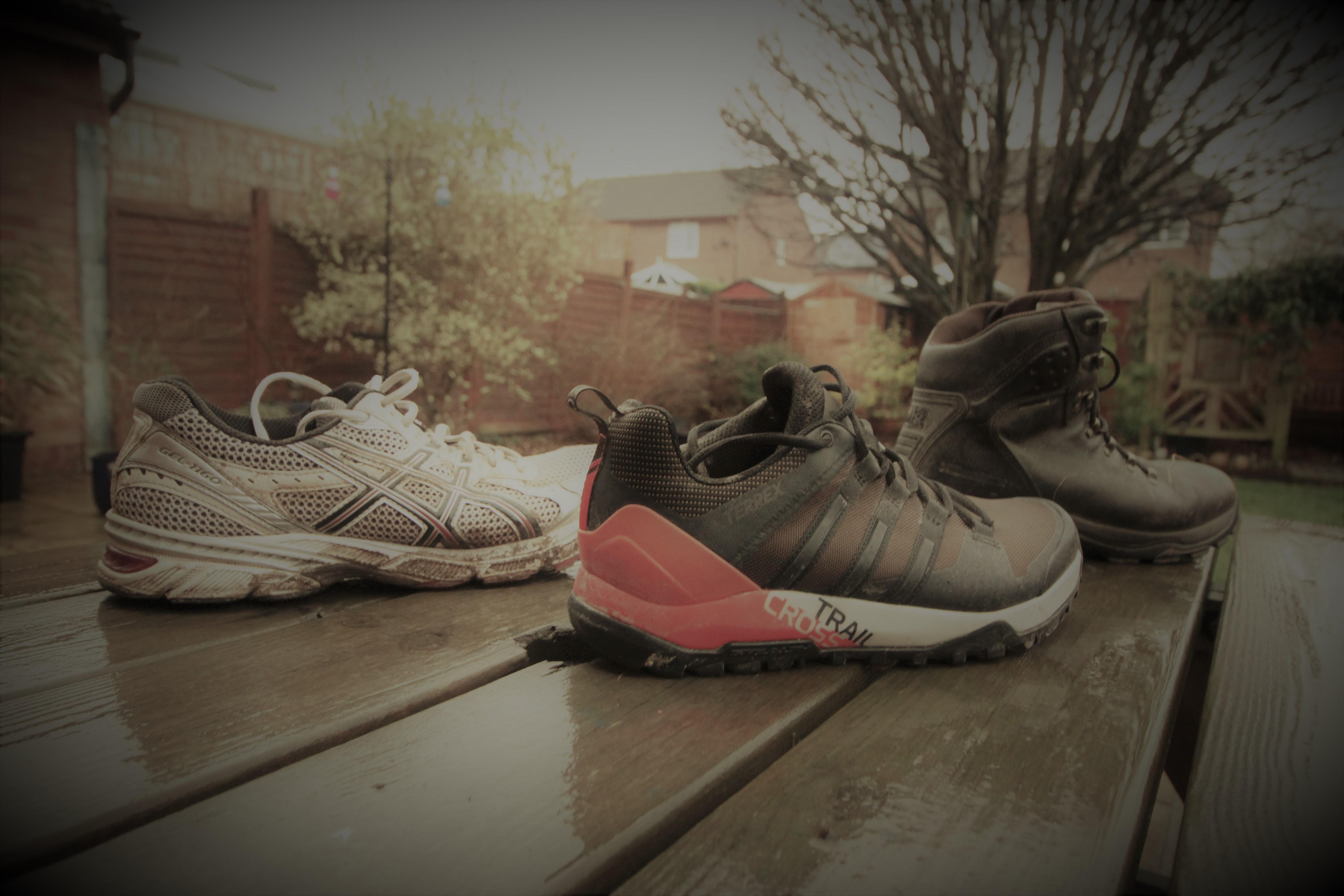 Adidas TERREX Trail Cross MTB Shoes